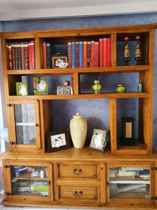 Mueble madera mexicana