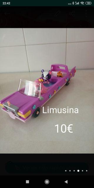 Limusina Littlest Pet Shop