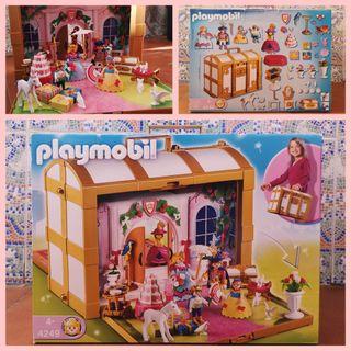 Cofre de Princesas Playmobil
