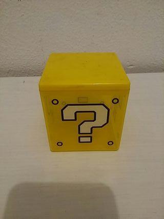 caja interrogante mario