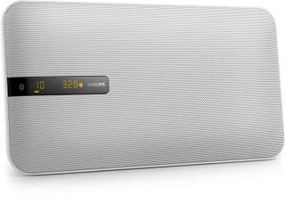 PHILIPS cadena HiFi Plana Bluetooth CD USB RADIO