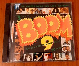 cd musica Boom 9.