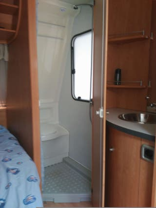 caravana Caravelair Osiris 516