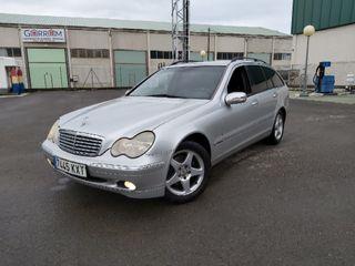 Mercedes-Benz Classe C (203) 2003
