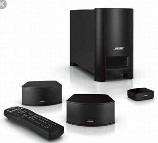 Bose Cinemate 2.1