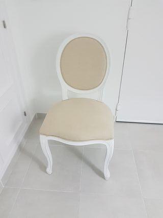 sillas estilo clasico