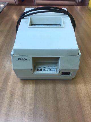 Impresora de tiquets