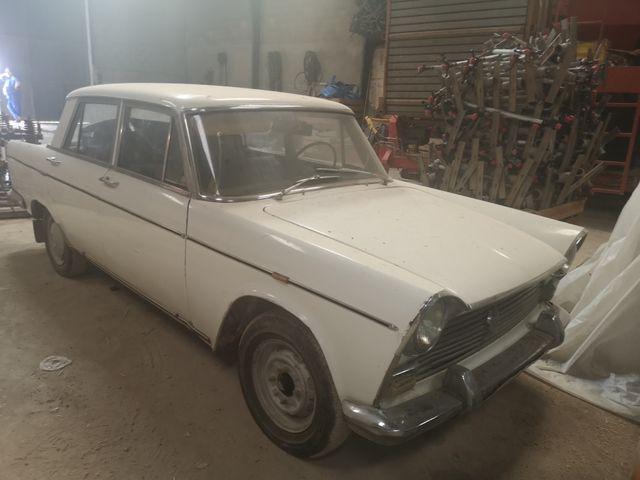 SEAT 1500 1970