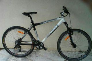 Bicicleta de montaña Decathlon 5.2