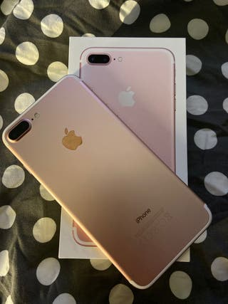 iPhone 7 Plus oro rosa