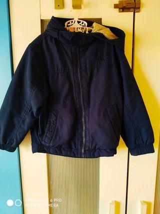 abrigo 3 años