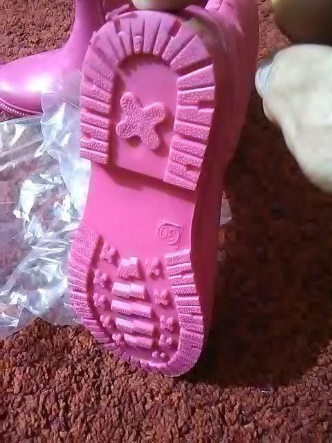 botas agua nuevas n30