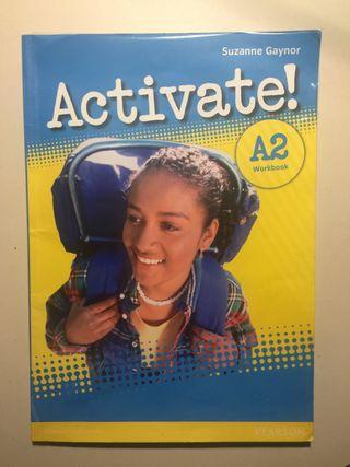 Actívate A2 Workbook