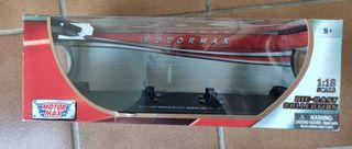 Caja Chevy Bell Air 1935