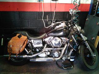 Vendo Harley Davidson Dyna