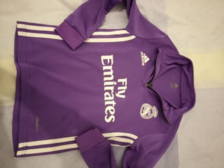 sudadera Adidas real Madrid talla 10 años