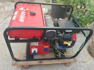 generador electrico honda gx630