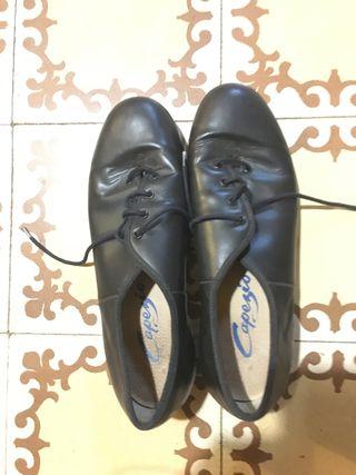 Zapatos devclaqué