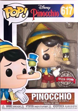 Funko Pop Pinocchio 617