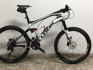 Bicicleta MTB Look 920 doble suspension.