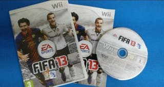 Wii - Fifa 13