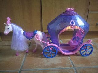 Carroza Barbie