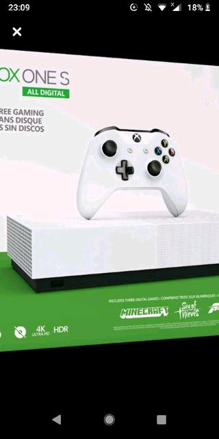 Xbox one new