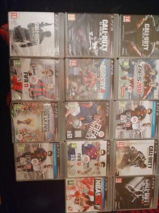 Juegos PS3 - 2ª Mano