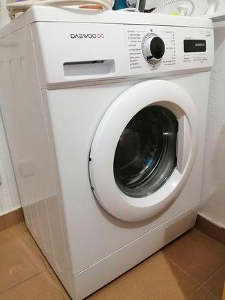 lavadora Daewoo 8KG