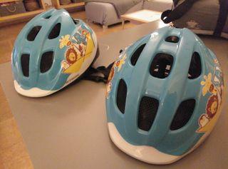 Casco bicicleta bebé Decathlon