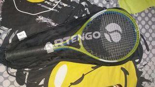 Raquetas de tenis Artengo + Pelotas Babolat RG