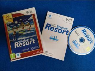 Wii - Sport Resort