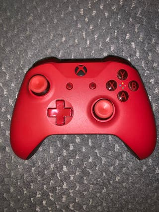Mando Xbox S One (rojo)