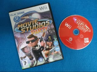 Wii - Movie Studios Party