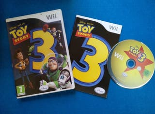 Wii - Toy Story 3