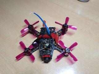 mini drone de carreras