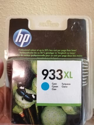 Cartucho de tinta HP 933 XL