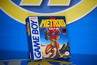 METROID II 2 RETURN OF SAMUS Nintendo Game Boy