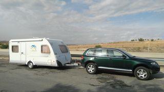Caravana Knaus Sudwind 450 FU
