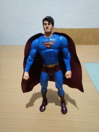 SuperMan DC Comics Articulado 20cm.