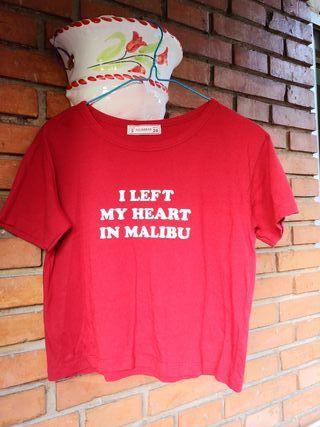 camiseta top