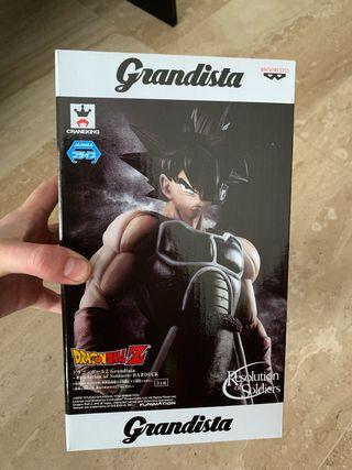 Figura Bardock Grandista NUEVA . Dragon Ball