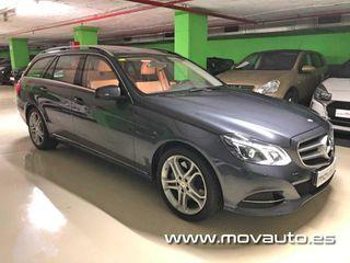 Mercedes Clase E Estate 400 4Matic 333cv