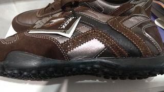 zapatillas GEOX mujer del 39