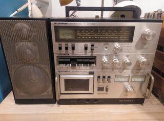 Equipo música Telefunken