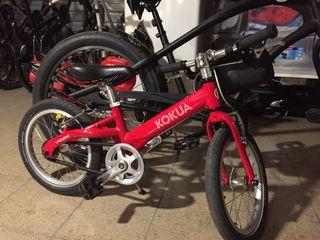 "Bici niño Kokua liketobike 16"""
