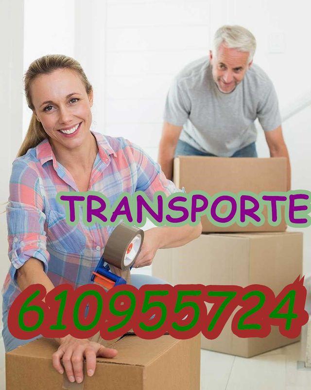 Transportes, Portes y Traslados Economicos Desde 2