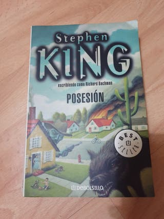 Posesión. Novela Stephen King