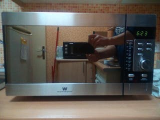 Microondas con grill Westinghouse