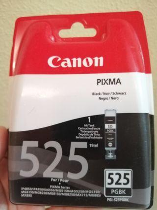 Cartucho de tinta Canon 525 PGBK